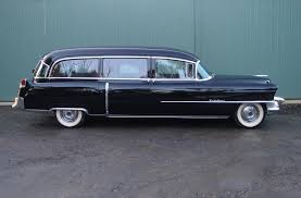 hearse for sale 1955 cadillac meteor hearse for sale