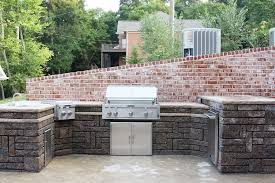 Kitchen Aid Gas Grill by Outdoor Kitchens