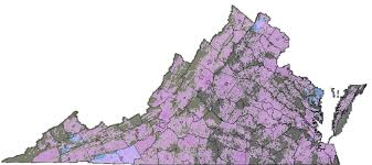 Metro Pcs Coverage Map by Stop The Cap Virginia Releases New Broadband Availability Map