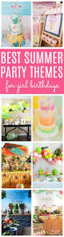 11 best girls summer party themes pretty my party