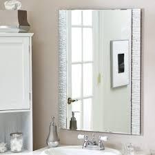 bathroom cabinets wall magnifying mirror bathroom mounted
