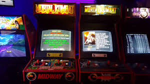 Nba Jam Cabinet Coventry Rhode Island Arcade Update June 2016 Mortal Kombat Nba