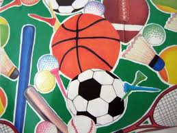 soccer wrapping paper birthday gift wrap everything sports wrapping paper 36