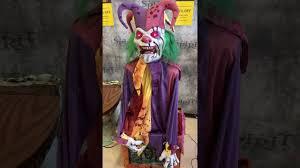 zombie bride spirit halloween pop up clown at spirit halloween youtube