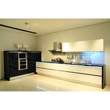 Black Lacquer Kitchen Cabinets Lacquer Kitchen Cabinets Cost Spray Paint Uk Popular Mdf Cabinet