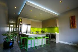 Drop Ceiling Can Lights Drop Ceiling Lighting Kitchen Contemporary With Recessed Lights