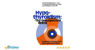 Broda Barnes Test Buy Hypothyroidism Book Online At Low Prices In India