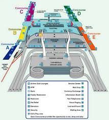 New York Airport Terminal Map by Map Portland Airport Area Afputra Com