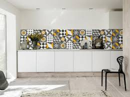 kitchen backsplash decals kitchen backsplash tile stickers vintage geometric tiles decals il