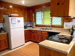 Oak Kitchen Cabinet Makeover Decorating Dear Lillie Kitchen For Makeover Your Kitchen