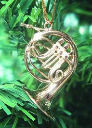 buy horn ornament gift