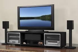 Furniture For Lcd Tv Amazon Com Plateau Sr V 75 Eb S Wood 75
