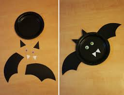 Halloween Arts Crafts by Halloween Wall Hanging Kids Craft