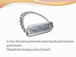 warm words for your true friend free best friends ecards 123