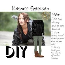 Katniss Everdeen Costume Katniss Everdeen Diy Halloween Costume Polyvore