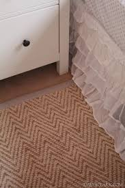 Jute Kitchen Rug Moroccan Rug On Kitchen Rug With Elegant Jute Chenille Rug Rugs