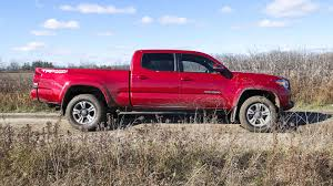 nissan tacoma 2016 toyota tacoma 4x4 double cab trd sport test drive review