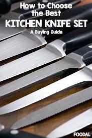 best kitchen knives block set best knife block sets bhloom co