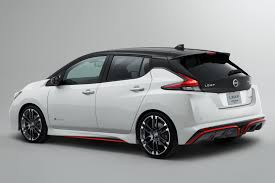 new nissan concept nismo nissan leaf concept confirmed for 2017 tokyo show by car