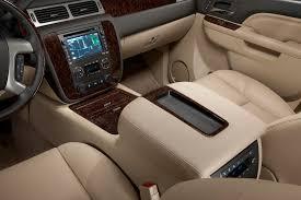 2007 Gmc Sierra Interior 2014 Gmc Yukon Reviews And Rating Motor Trend