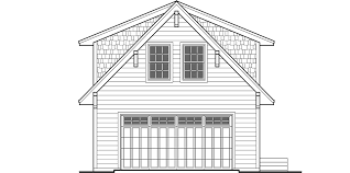 carriage house plan 1 5 story house plan adu house plans 10154