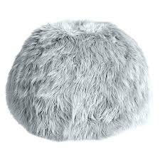 fuzzy bean bag chairs u2013 hannahbrown me