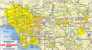 Los Angeles Traffic Map by Beverly Hills And La Area Maps World Map Photos And Images