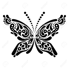 colorful abstact tattoos colorful abstract butterfly 100 amazing