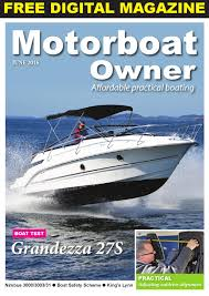 motorboat owner june 2016 by digital marine media ltd issuu