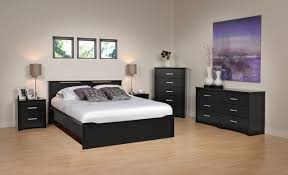 Classy And Elegant Black Bedroom Furniture Sets Home Design Ideas - Bedroom furniture ideas