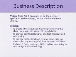 start up business planning in us nail art u0026 spa