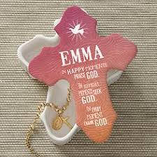 personalized crosses may god bless me personalized cross crosses personalized and god