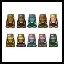 chameleon paint colors car paint charts pinterest color