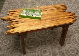 Coffee Table Uses by Pallet Coffee Table 6 Steps With Pictures