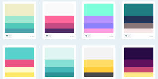 color combo generator 6 colour hunt color palette generator iconscout an icon dictionary