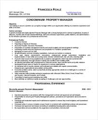 property manager resume 9 property manager resume templates pdf doc free premium