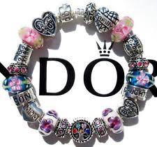 family bracelets gold family fashion charms charm bracelets ebay