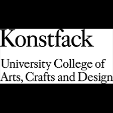 Konstfack University College Of Arts Crafts And Design Sar Sweden Scholars At Risk