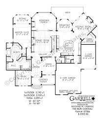 House Plans With Keeping Rooms Mon Chateau House Plan House Plan