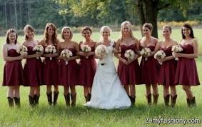 bridesmaid dresses with cowboy boots neutral bridesmaid dresses with cowboy boots 2016 2017 b2b fashion