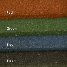 Interlocking Rubber Floor Tiles Eco Sport 1 Inch Interlocking Rubber Flooring Tiles