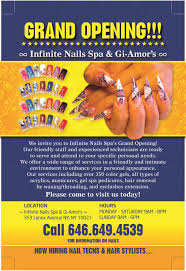 infinite nails spa home facebook
