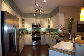 Kitchen Lighting Flush Mount by Kitchen Modern Kitchen Ideas Cabinet Lighting Modern Led
