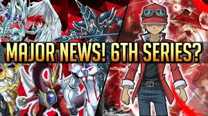 major yu gi oh anime news yu gi oh 6 series being confirmed at