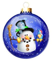 whimsical snowman ornament stock photo colourbox