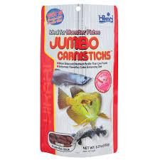 hikari jumbo carnisticks monster fish food petsolutions