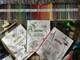 ginny weasley coloring pages harry potter coloring books harry potter amino