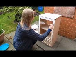 How To Make Furniture Shabby Chic by How To Make Shabby Chic Furniture Youtube