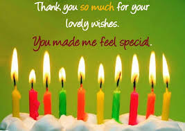 lovely thanks you for birthday wishes images wallpapers photos