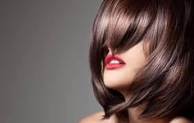 Wallpaper Girl Haircut Model Red Lipstick Face Hair Images